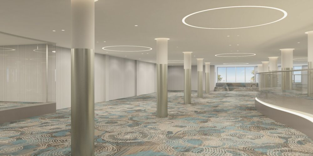 New multipurpose conference space